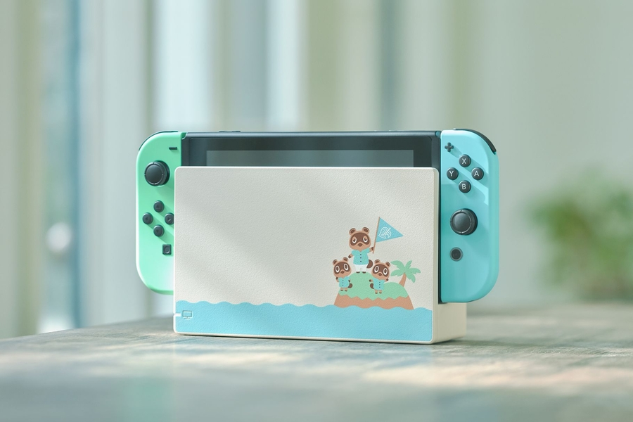 Nintendo Switch sales increase by Animal Crossing Game