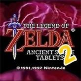 legend of zelda: ancient stone tablets 2