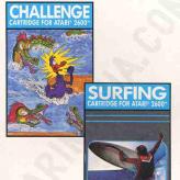 2 pak black: challenge, surfing